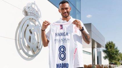 Hanga ficha por el Real Madrid tras cuatro temporadas en el Barça