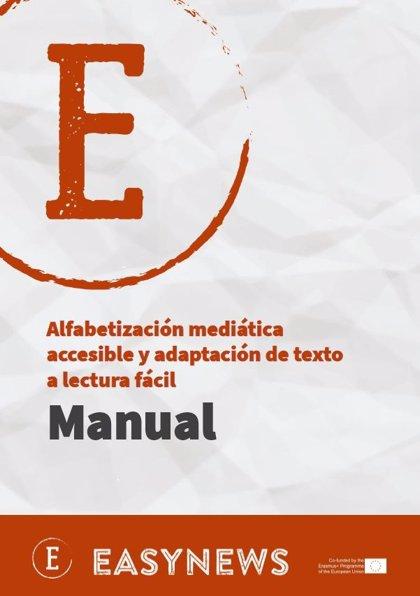 Desarrollan un manual para formar a personas con discapacidad intelectual sobre alfabetización mediática