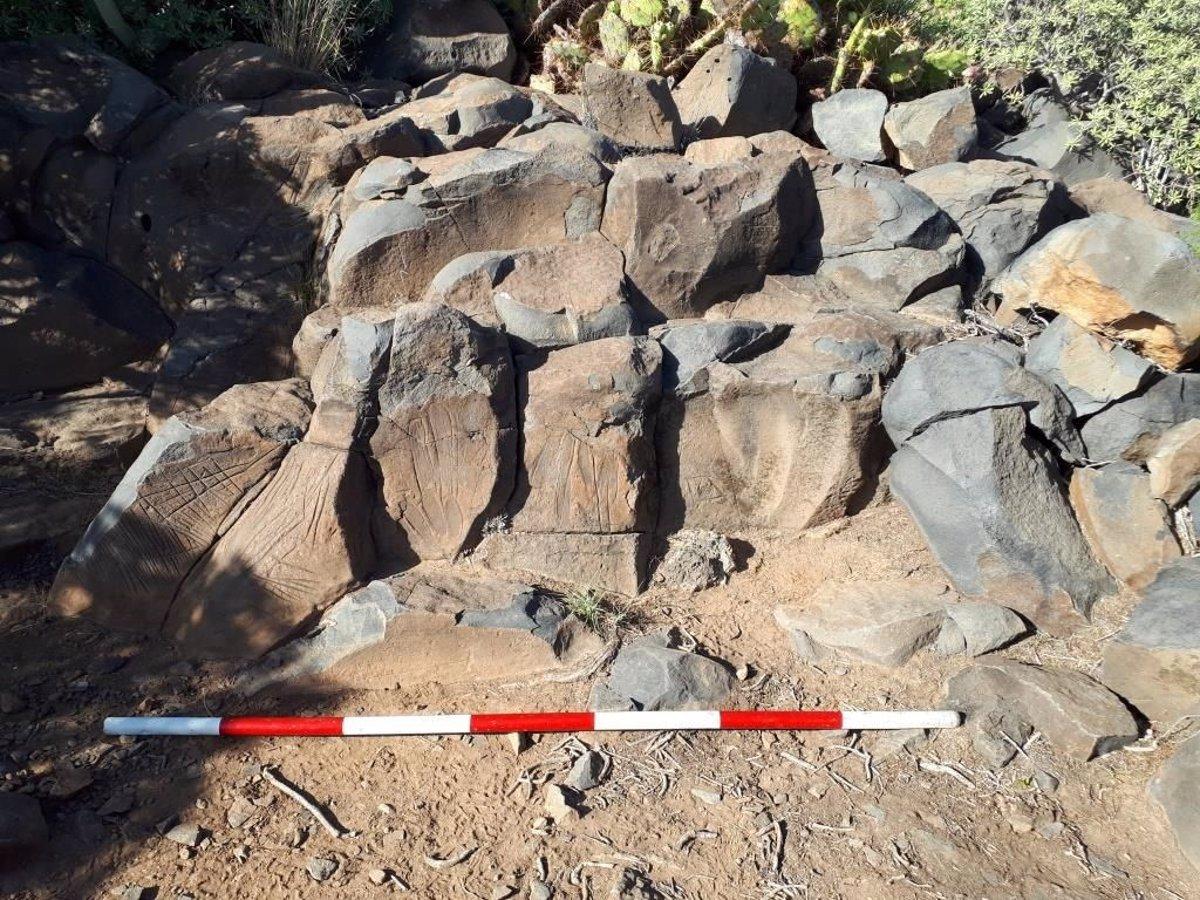 La zona arqueológica de los Llanos de Ifara en Tenerife será declarada Bien de Interés Cultural - Descubrir
