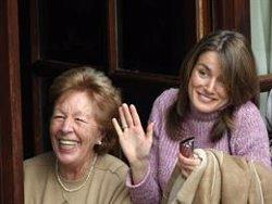 Fallece la periodista Menchu Álvarez del Valle, abuela de la Reina Letizia