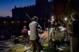 Más de 6.700 espectadores han asistido a los conciertos de 'Jazz Palacio Real 2021' de Patrimonio Nacional