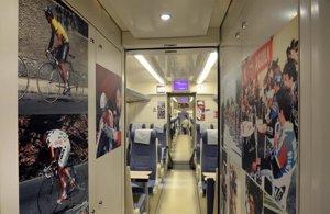 Renfe, transporte oficial de La Vuelta 21