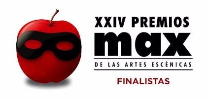 La Fundación SGAE anuncia los finalistas de la XXIV edición de los Premios Max de las Artes Escénicas