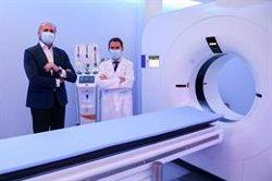 El Hospital Nuestra Señora del Rosario presenta el primer TAC espectral de 256 cortes de España