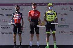El francés Matis Louvel se impone en solitario en la XXXV Vuelta Ciclista Internacional a Castilla y León