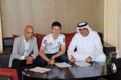 El UAE Team Emirates blinda a Tadej Pogacar hasta 2027
