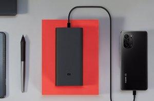 La nueva batería externa de Xiaomi es de 20.000mAh y puede cargar móviles y ordenadores portátiles