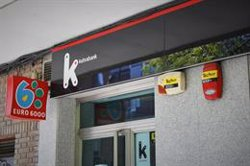 Kutxabank, la entidad mediana más resistente en el test de estrés del BCE y Cajamar, la menos