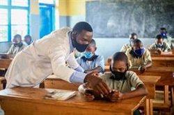 El programa 'ProFuturo' acerca la educación digital a 19,7 millones de niños de 40 países en cinco años