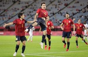 España vence en la prórroga a Costa de Marfil y se mete en semifinales (5-2)