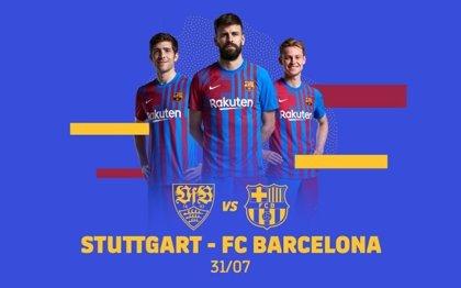 Dos positivos en el Stuttgart no anulan el amistoso ante el Barça