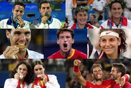 El tenis olímpico, un valor seguro en el medallero español