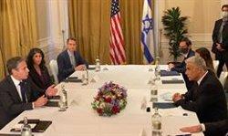 EEUU e Israel acuerdan colaborar para investigar el ataque al buque 'Mercer Street'