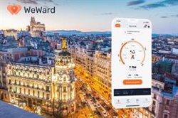 Llega a España WeWard, la app que lucha contra el sedentarismo y permite ganar dinero caminando