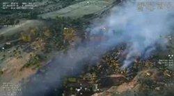 El Plan Infoex interviene en 35 incendios forestales esta semana en Extremadura, que han afectado a 54 hectáreas