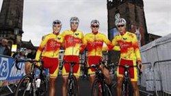 España acudirá con Carlos Rodríguez y Juan Ayuso como colíderes al Tour del Porvenir