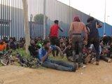 Ciudadanos pregunta al Gobierno por el número de menores no acompañados que hay de manera irregular en Ceuta y Melilla