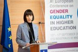 Diana Morant presenta una nueva convocatoria con 5 millones para apoyar a mujeres innovadoras