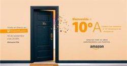 Amazon.es celebrará su décimo aniversario en España con un evento online el próximo 30 de septiembre