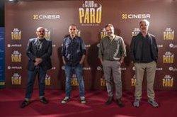 'El club del paro', la nueva comedia de David Marqués: