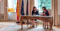 España firma un convenio con Alemania para promover la cooperación científica