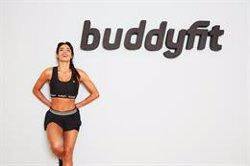 Pilar Rubio amadrina el lanzamiento en España de la aplicación de fitness Buddyfit