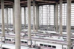 Adif estudia dos nuevas vías de alta velocidad en Atocha ante el incremento de la demanda ferroviaria