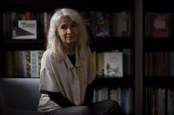 Belén Gopegui novela el paro en la edad adulta:
