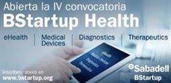 Banco Sabadell lanza la cuarta edición de BStartup Health para impulsar las startups de salud