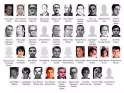 Víctimas recelan del cambio en el acto por Parot, quien entre sus 39 asesinatos tiene la muerte de 7 niños
