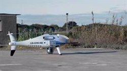 Transporte, Seguridad Marítima y Marina Mercante controlan con drones las emisiones de gases en El Estrecho