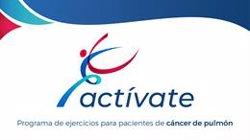 Arranca el programa 'Actívate' para animar a los pacientes con cáncer de pulmón a realizar ejercicio físico