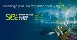 Madrid reunirá a más de 150 expertos en digitalización y transición en el Smart Energy Congress & EXPO 2021