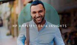 HP presenta la plataforma de inteligencia de datos HP Amplify Data Insights