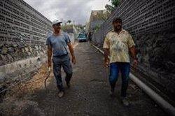 Belarra y Garzón visitan mañana las zonas afectadas por el volcán de La Palma y a sus damnificados