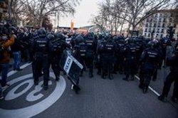 Preocupación ante posibles disturbios en una marcha