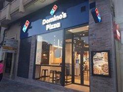 Domino's Pizza eleva un 21,5% sus beneficios en su tercer trimestre fiscal, hasta 103,7 millones