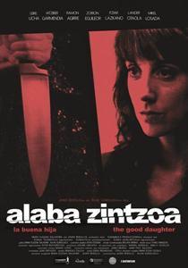 Cartel de 'Alaba Zintzoa (La Buena Hija)'
