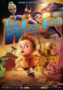 Cartel de 'El Pez de los Deseos (The Wish Fish)'