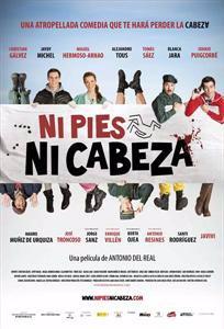 Cartel de 'Ni pies ni cabeza'