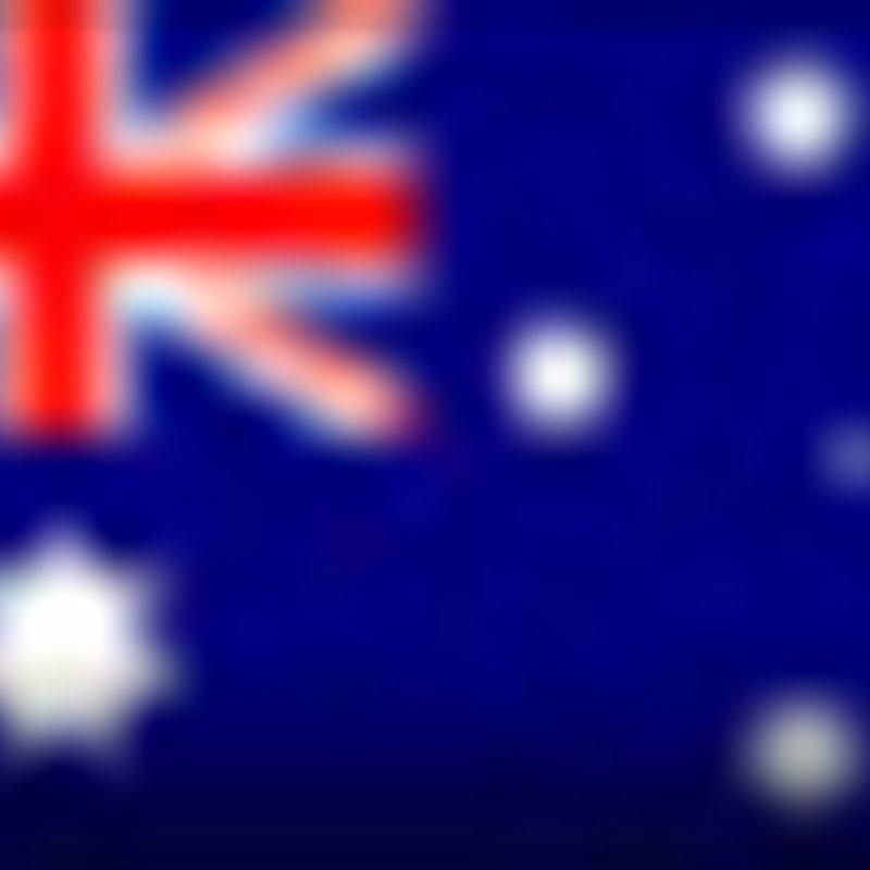 Bandera AUS