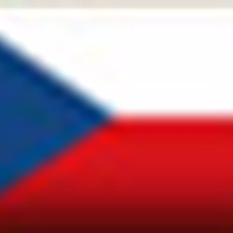 Bandera CZE