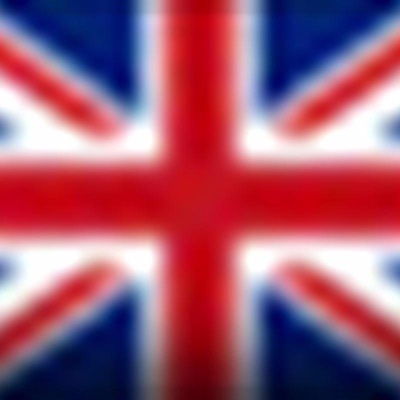 Bandera GBR